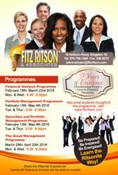 Upcoming Programmes